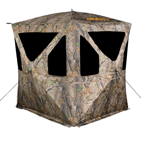 Muddy Ravage Ground Blind Epic Camo