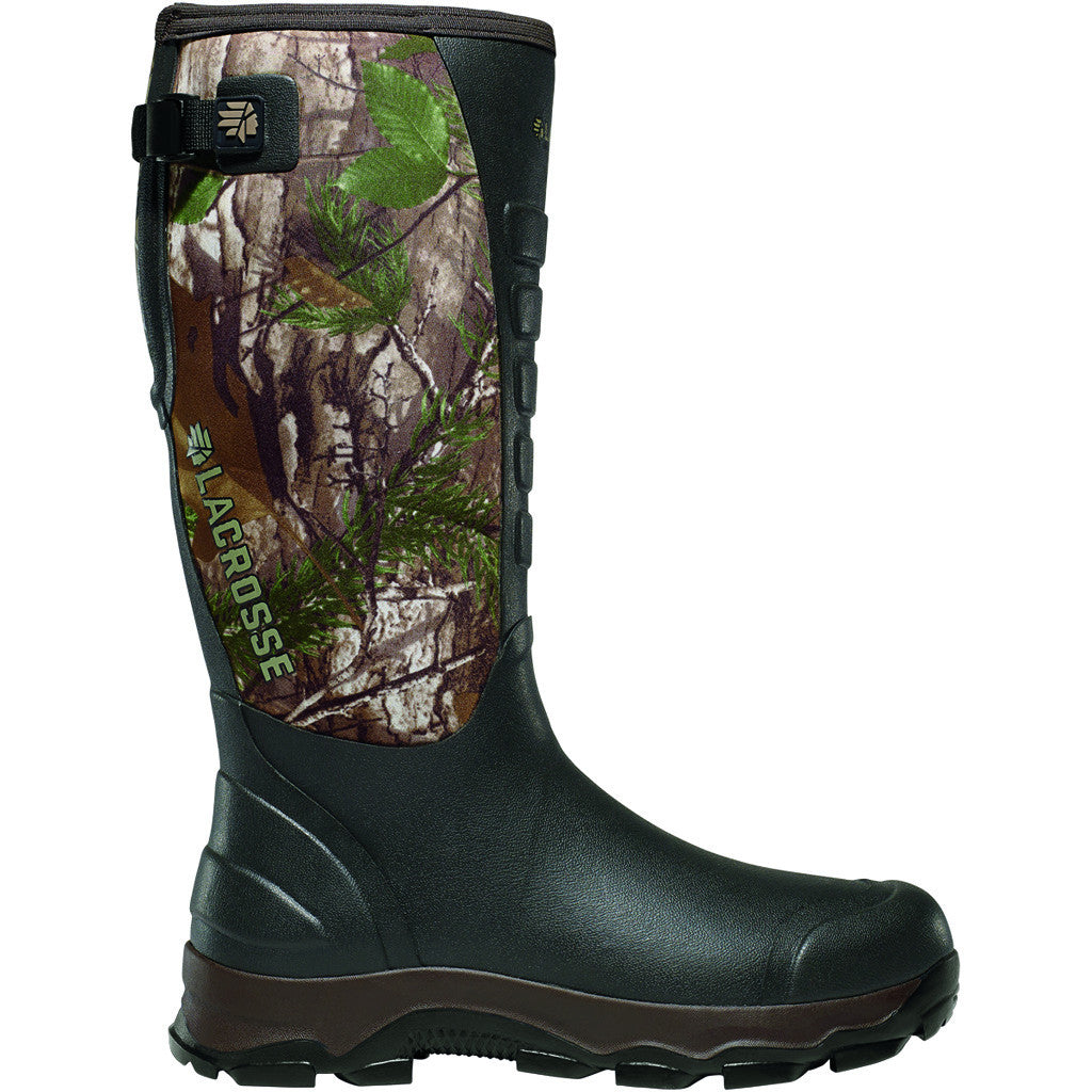 LaCrosse 4X Alpha Boot 3.5mm Realtree Xtra Green 9