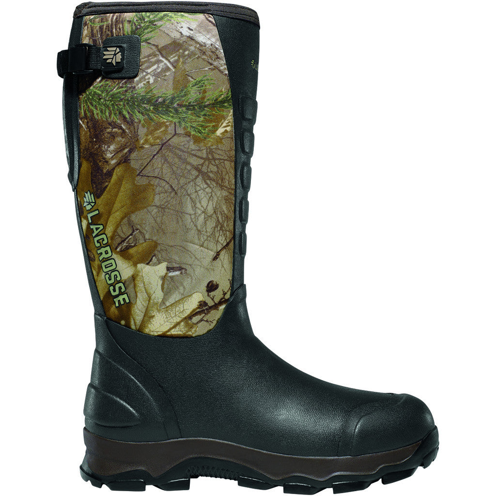 LaCrosse 4X Alpha Boot 7mm Realtree Xtra 8