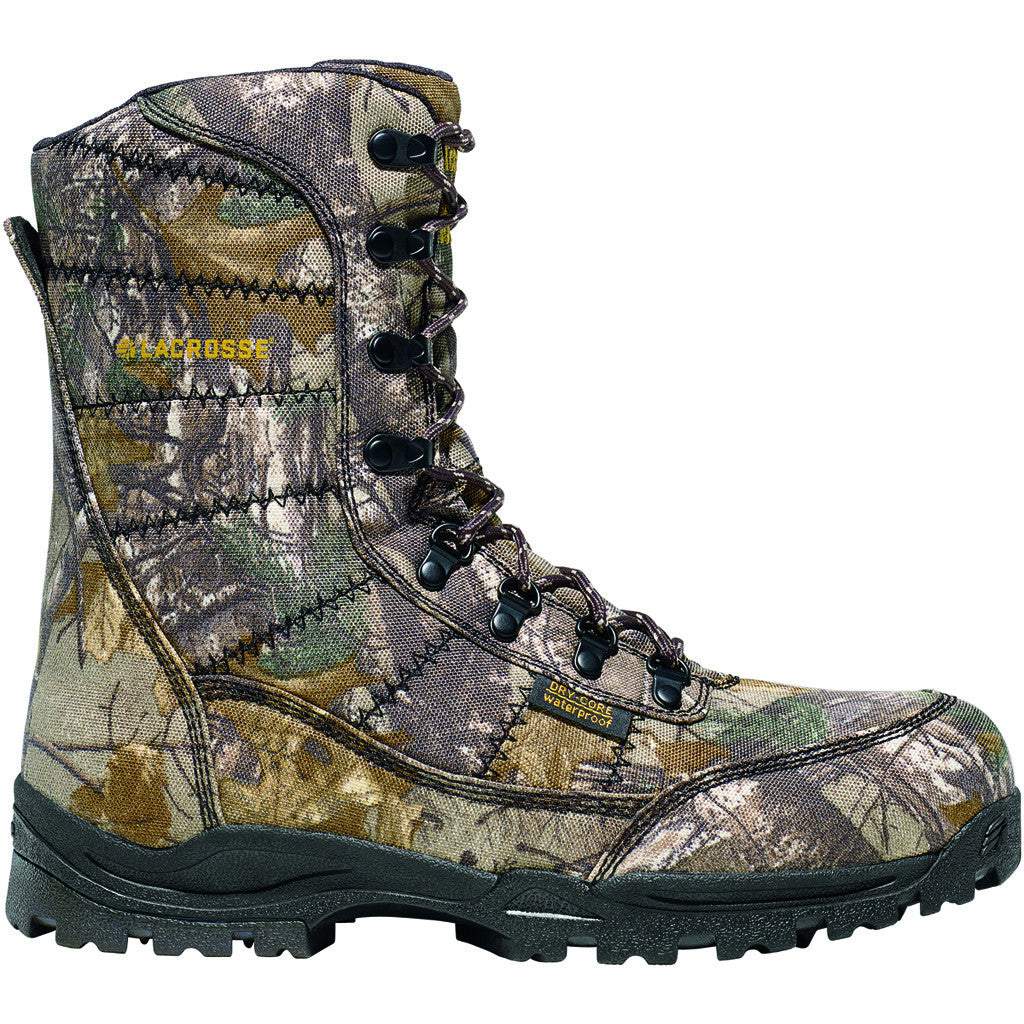 LaCrosse Silencer Boot 1000 g Realtree Xtra 8 Wide