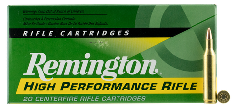Remington Ammo R17R2 Standard 17 Remington 25GR Hollow Point 20 Box/10 Case