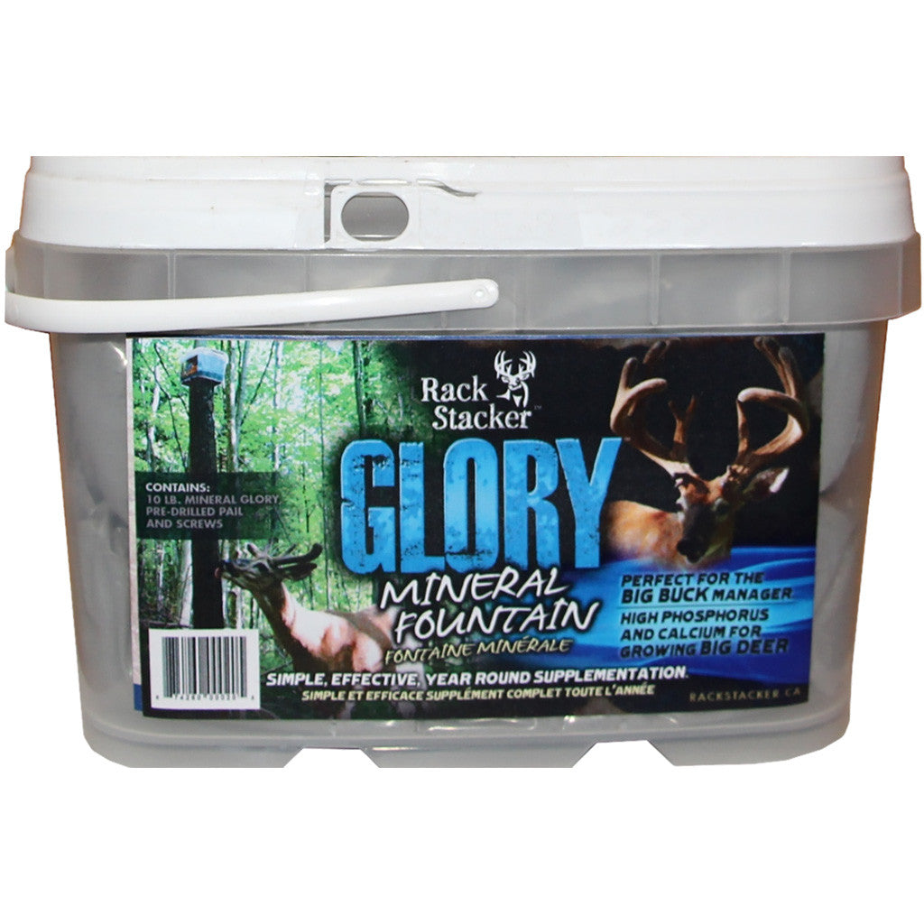 Rack Stacker Glory Mineral Fountain 10 lbs.