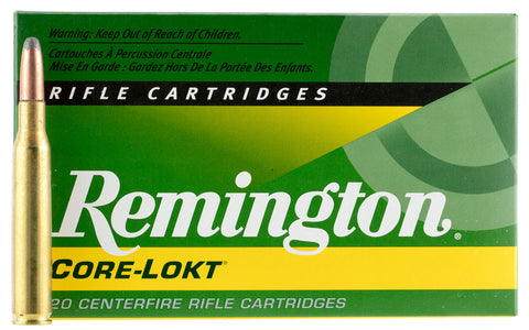 Rem Ammo R280R2 280 Rem Core-Lokt Soft Point 165 GR 20Box/10Case