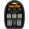 NuFletch Ignitor Nocks Green Universal Fit 3 pk.