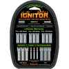 NuFletch Ignitor XBow Nocks Red Universal Fit 3 pk.