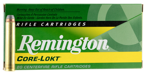 Remington Ammunition R444M High Performance 444 Marlin 240 GR Core-Lokt Soft Point 20 Bx/ 10 Cs