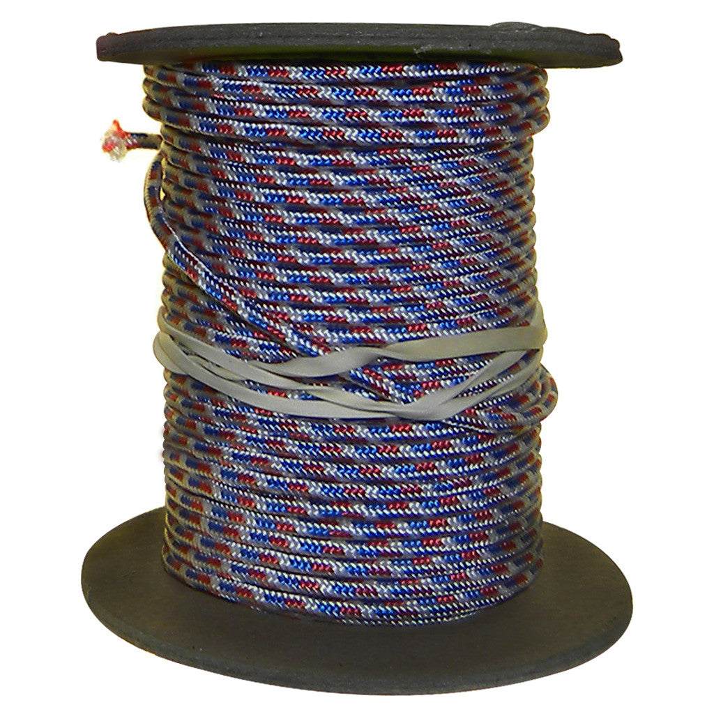 Gibbs Super Loop Material Red/White/Blue 25 ft.