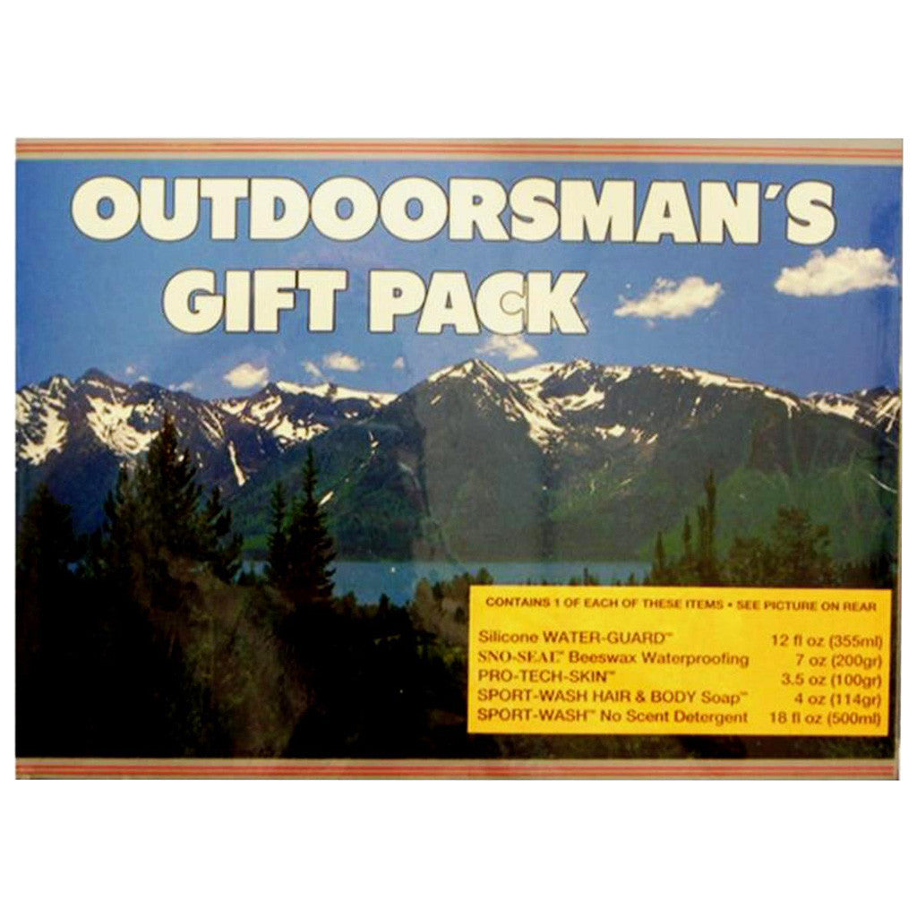 Atsko Outdoorsman Gift Pack