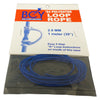 BCY Size 24 D Loop Rope Royal Blue  1 m