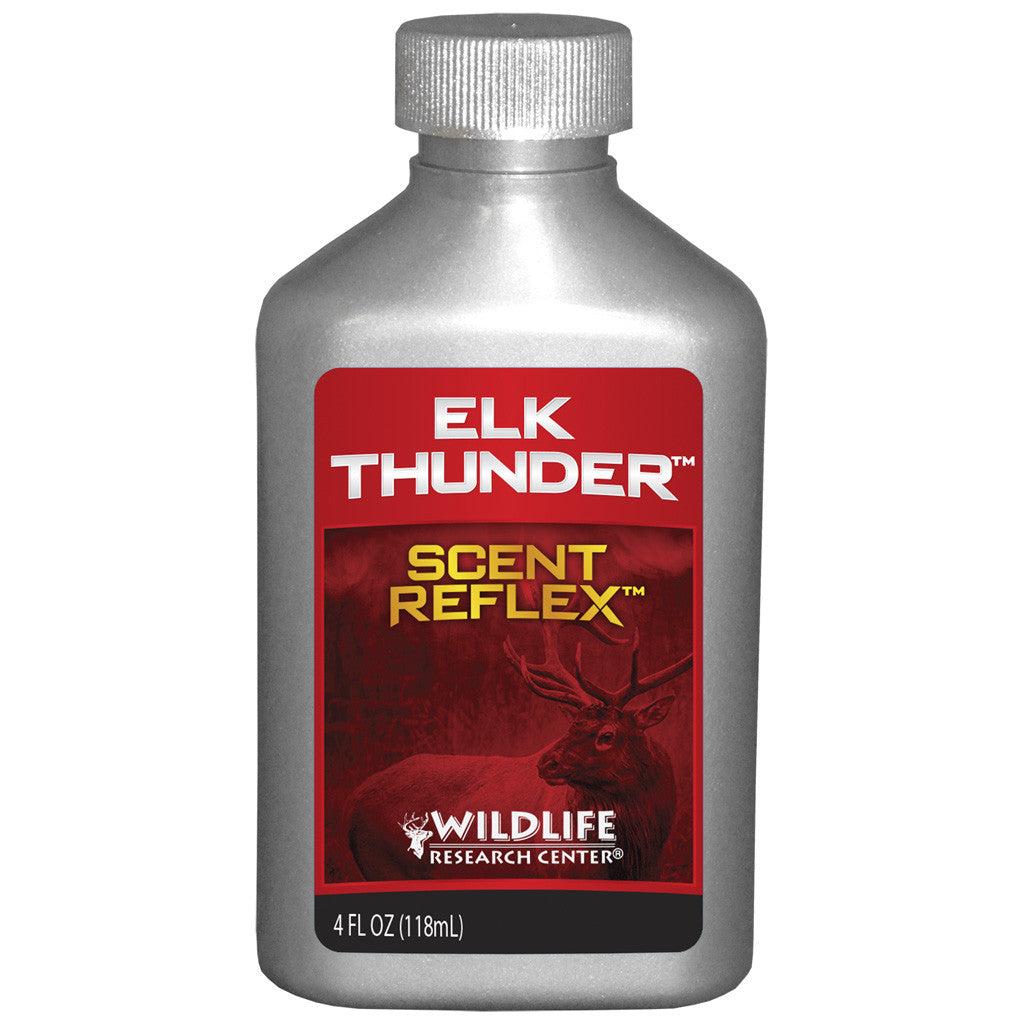 Wildlife Research Elk Thunder Synthetic Rut Scent 4 oz.