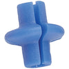 Pine Ridge Kisser Button Slotted Blue 1 pk.