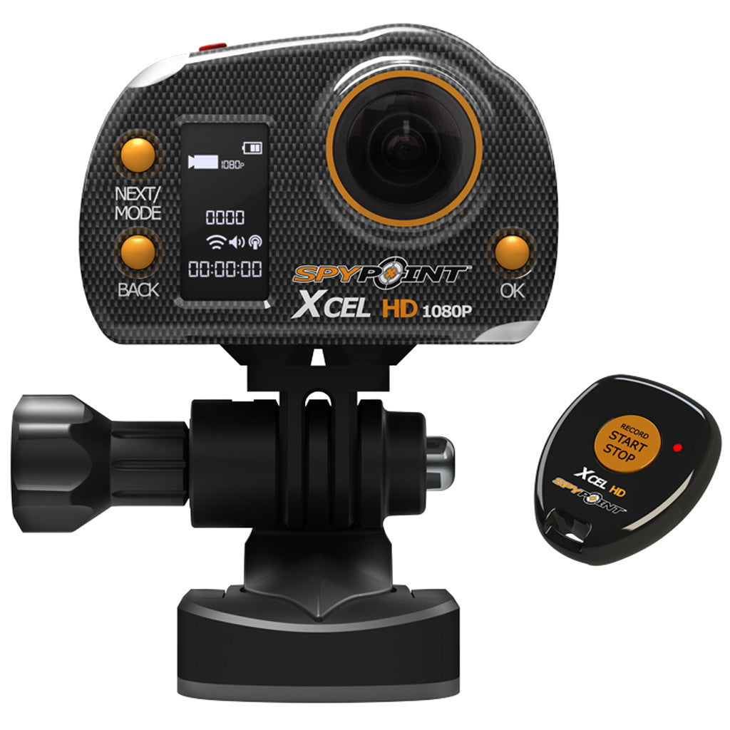 SpyPoint Xcel HD Action Cam Sport Model