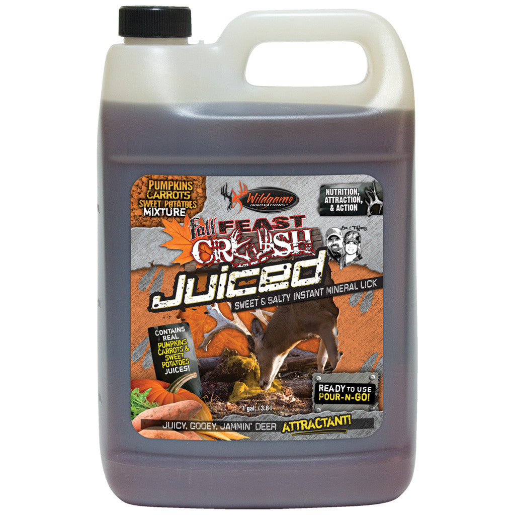 Wildgame Fall Feast Crush Juiced 1 gal.