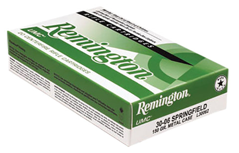 Remington Ammunition L68R2 UMC 6.8mm Remington SPC 115 GR Metal Case (FMJ) 20 Bx/ 10 Cs
