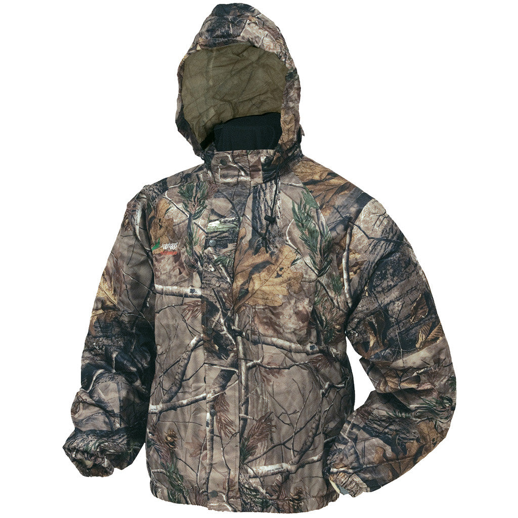 Frogg Toggs Pro Action Jacket Realtree Xtra Large