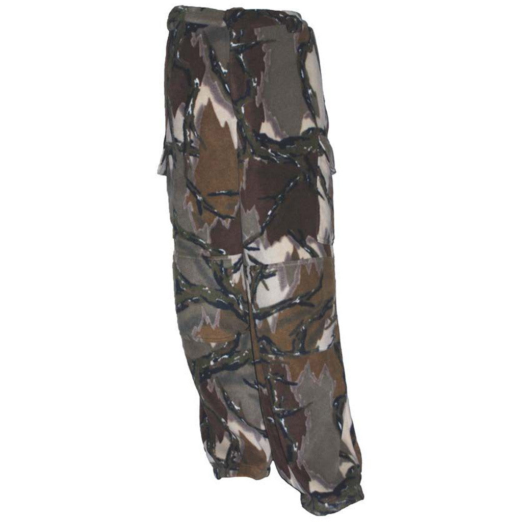 Predator Stealth Fleece Pant Brown Deception 2X-Large