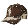 Predator Regular Brim Cap Brown Deception One Size