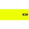 Bohning Blazer Arrow Wrap Neon Yellow X-Large 4 in. 13 pk.