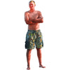 Wilderness Dreams Board Shorts Mossy Oak BreakUp Large