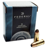 Federal C357B Standard 357 Rem Mag Jacketed Hollow Point 125 GR 20Box/25Case
