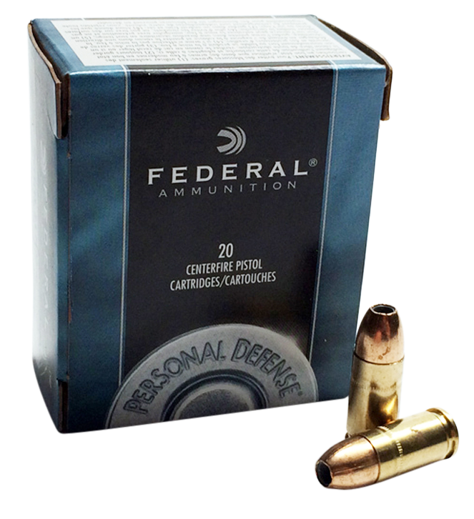 Federal C44B Standard 44 Rem Mag Jacketed Hollow Point 180 GR 20Box/25Case