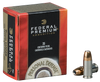 Federal P9HS2 Premium 9mm Hydra-Shok JHP 147 GR 20 Box/25 Case
