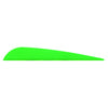 Bohning Killer Vanes Neon Green 4 in. 100 pk.