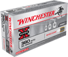 Winchester Ammo WC3801 WinClean 380 Automatic Colt Pistol (ACP) 95 GR Brass Enclosed Base 50 Bx/ 10 Cs