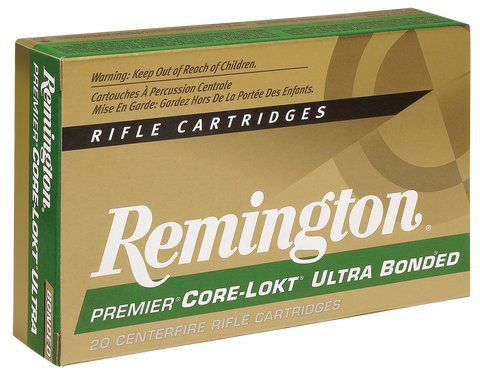 Rem Ammo PR7SM2 Core-Lokt 7mm Rem Short Action Ultra Mag PSP 150 GR 20Box/10Case