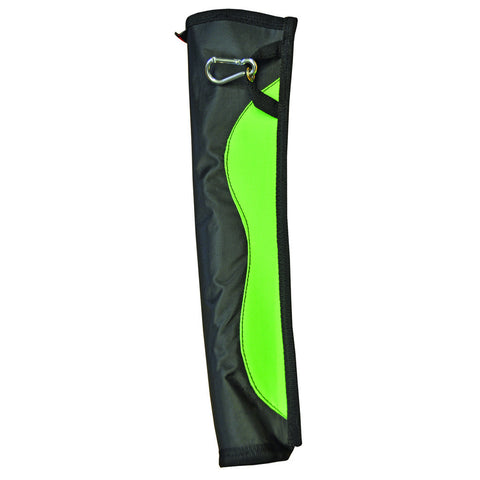 Bohning Youth Tube Quiver Black/Neon Green RH/LH