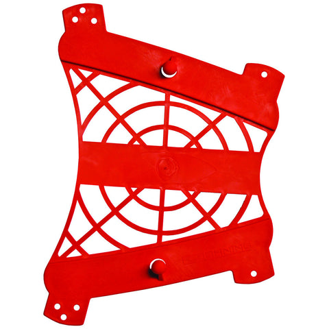 Bohning Web Armguard Red