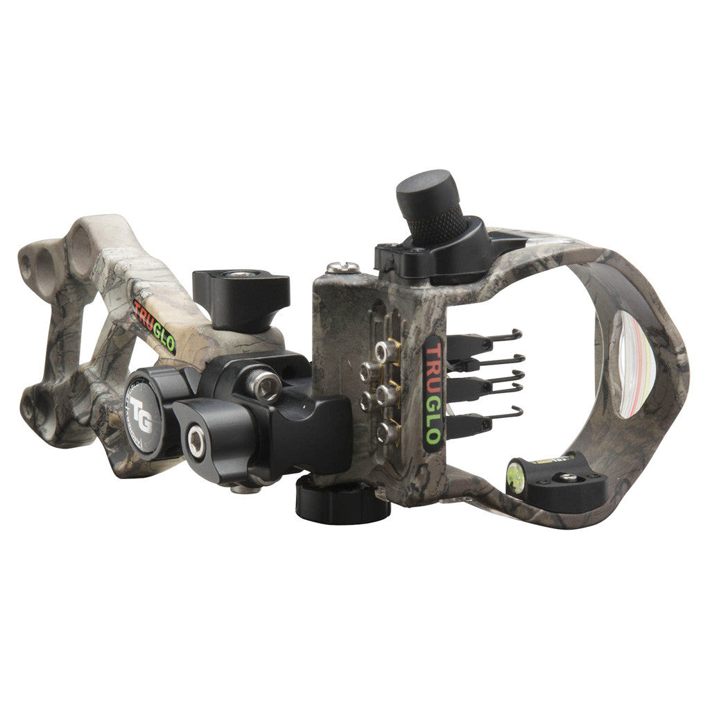 TruGlo Rival Hunter 5 Sight APX 5 Pin RH/LH