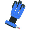 Neet NASP Youth Shooting Glove Blue Youth Small