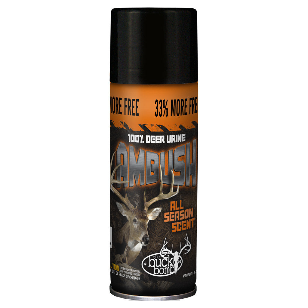 Buck Bomb Ambush 6.65 oz.