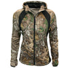 Walls Womens Full Zip Jacket Realtree Xtra Small