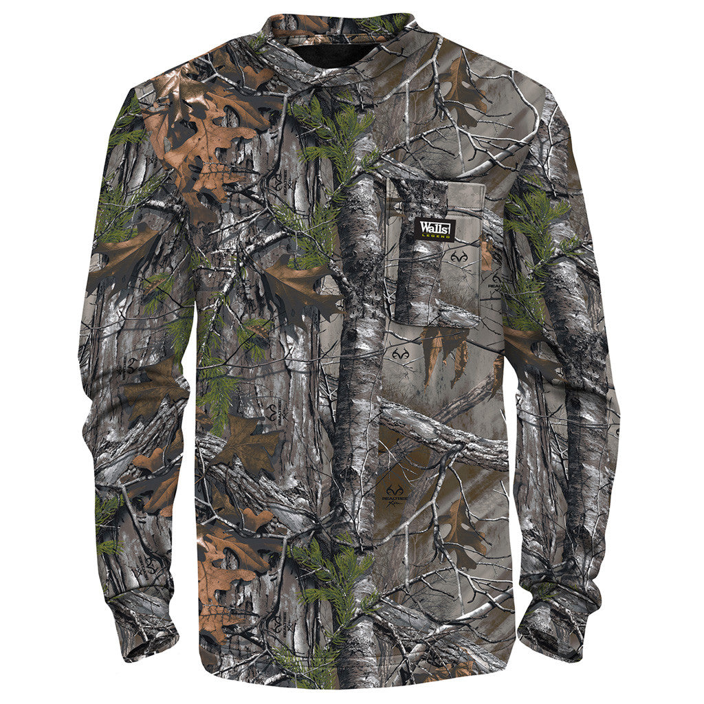 Walls Youth Long Sleeve Shirt Realtree Xtra Youth X-Large