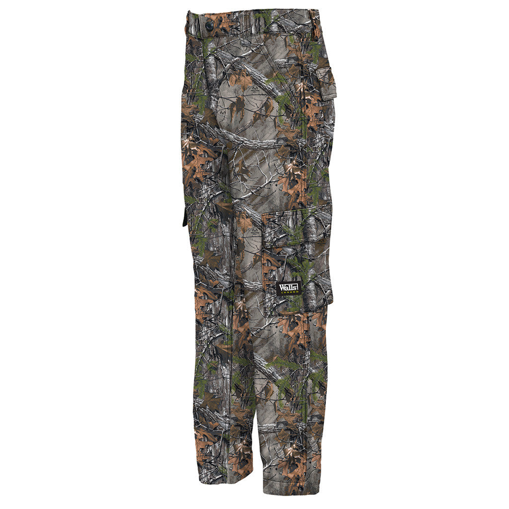 Walls Youth Cargo Pants Realtree Xtra Youth Medium