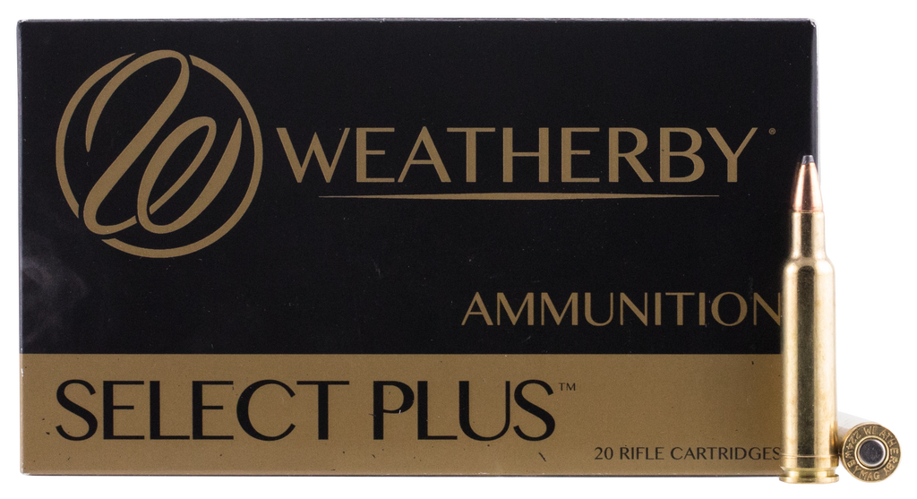 Weatherby H22455SP  224 Weatherby Magnum Spire Point 55 GR 20Rds