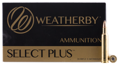 Weatherby G300180SR Norma 300 Weatherby Magnum Spitzer 180 GR 20Rds