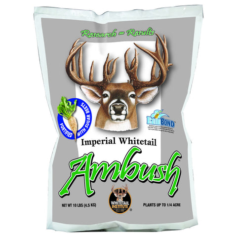 Whitetail Institute Ambush Seed 10 lb.