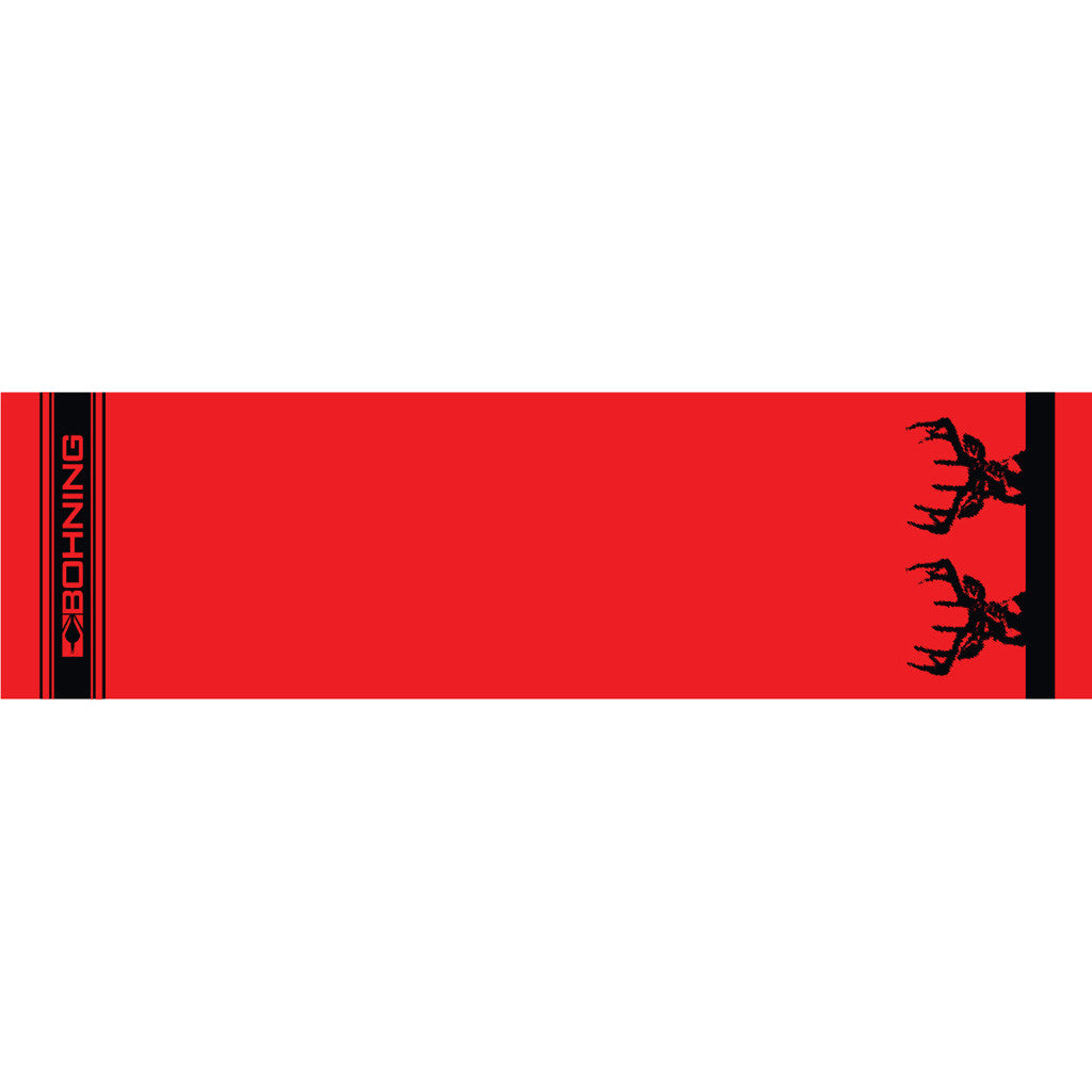 Bohning HD Arrow Wrap Red Deer 4 in. 13 pk.