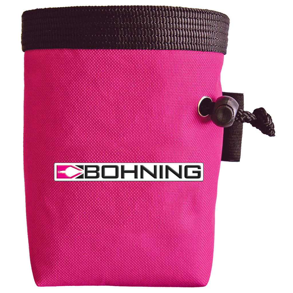 Bohning Accessory Release Bag Hot Pink