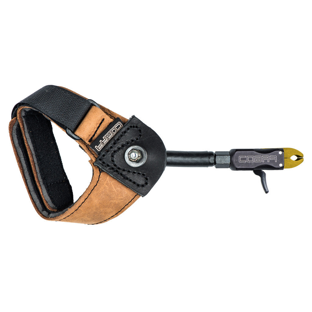 Cobra Pro Caliper Release Leather Loop Lock