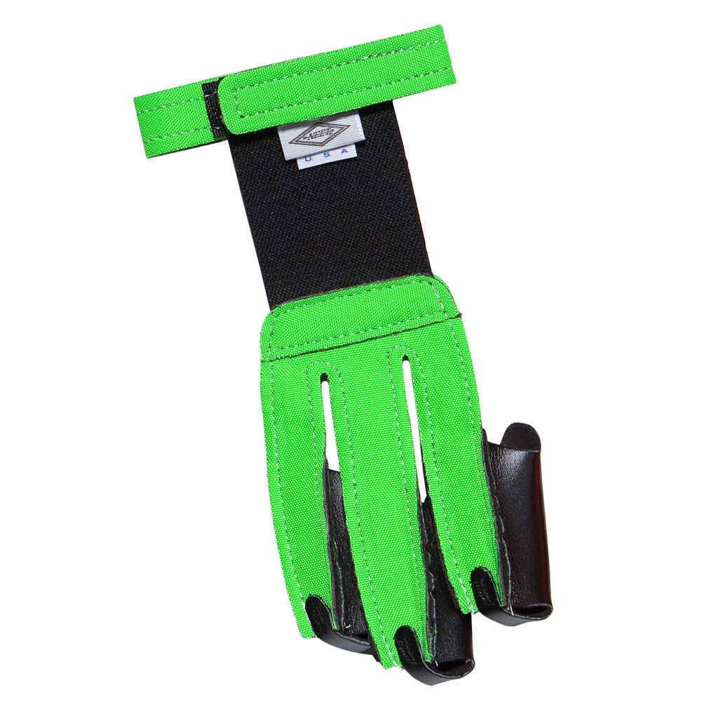 Neet FG-2N Shooting Glove Neon Green X-Small