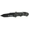 Smith & Wesson 3Rd Gen Black Ops Serrated Tanto Knife Magic