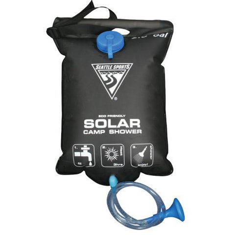 Seattle Sports PVC Free Solar Shower, 5 Gallon