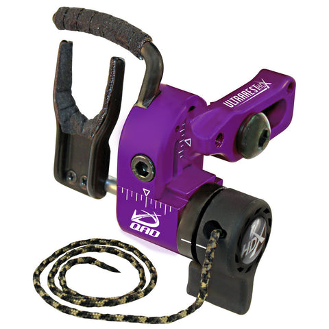 QAD UltraRest HDX Purple LH