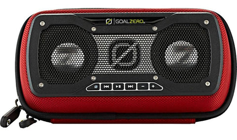 Goal Zero - Rock-Out 2 Speakers, Red
