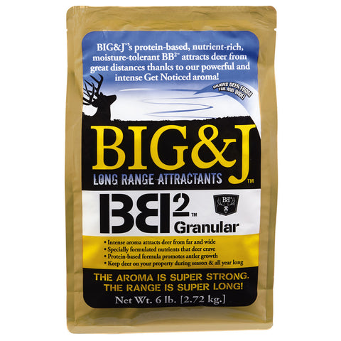 Big and J BB2 Attractant 6 lbs.