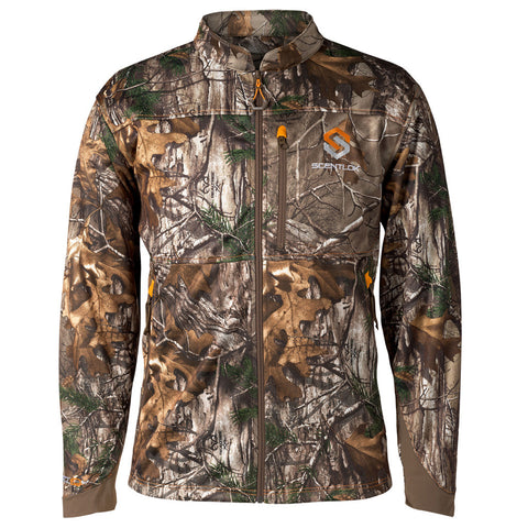 Scent-Lok Savanna Crosshair Jacket Realtree Xtra Large